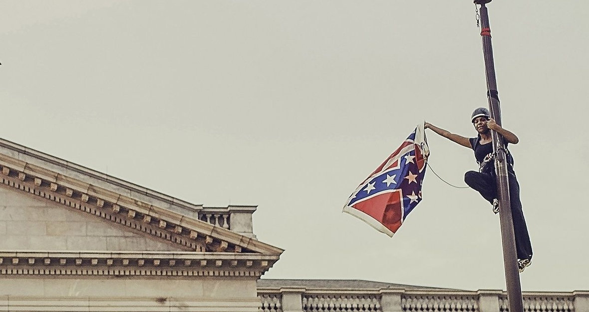 Confederate Flag Removed in South Carolina: Anarchy or Moral Protest? (+video)