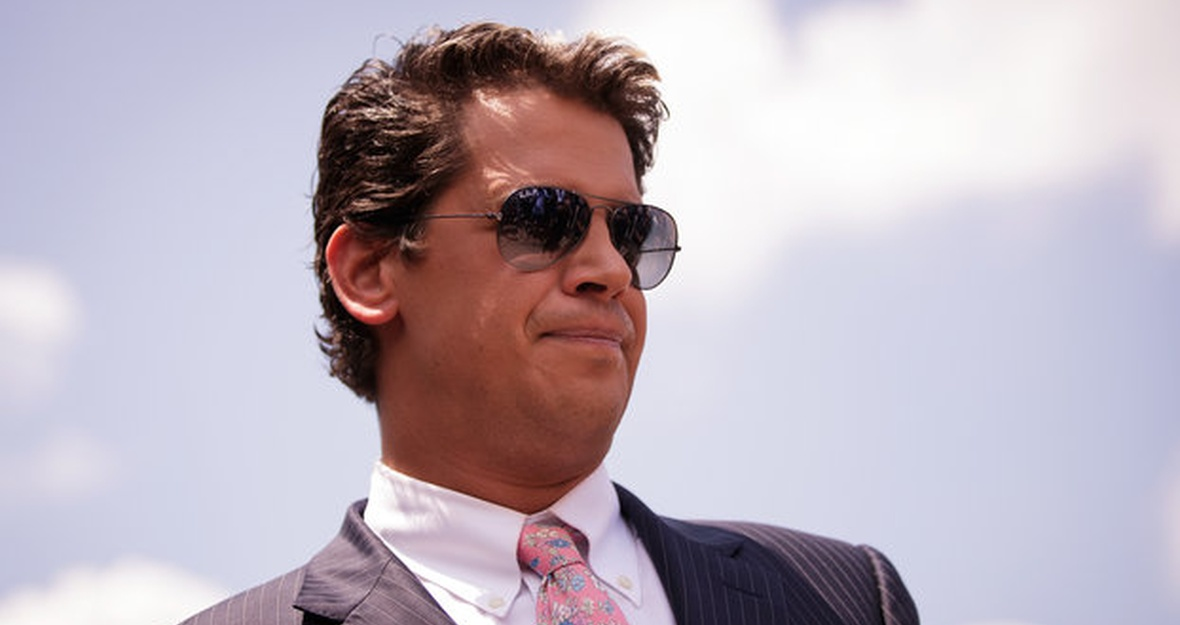 Racial Justice Group Responds to Simon & Schuster Cancelling Book Deal with Milo Yiannopoulos