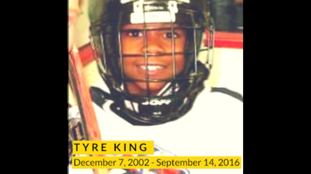 Tyre King deserves an independent investigation!