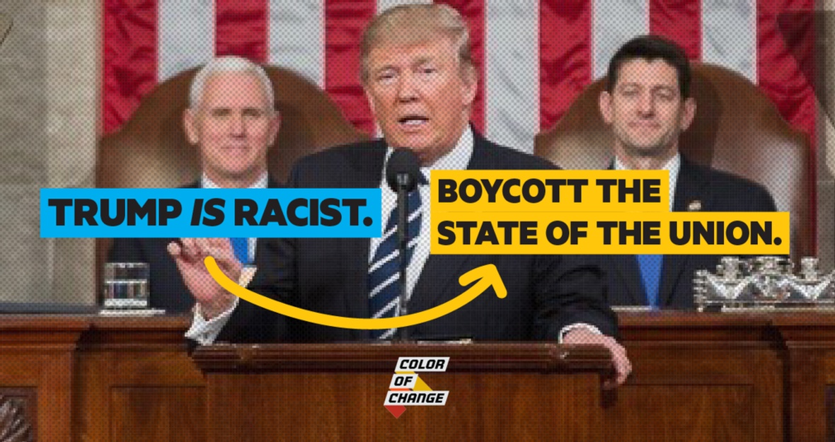 Boycott the State of the Union