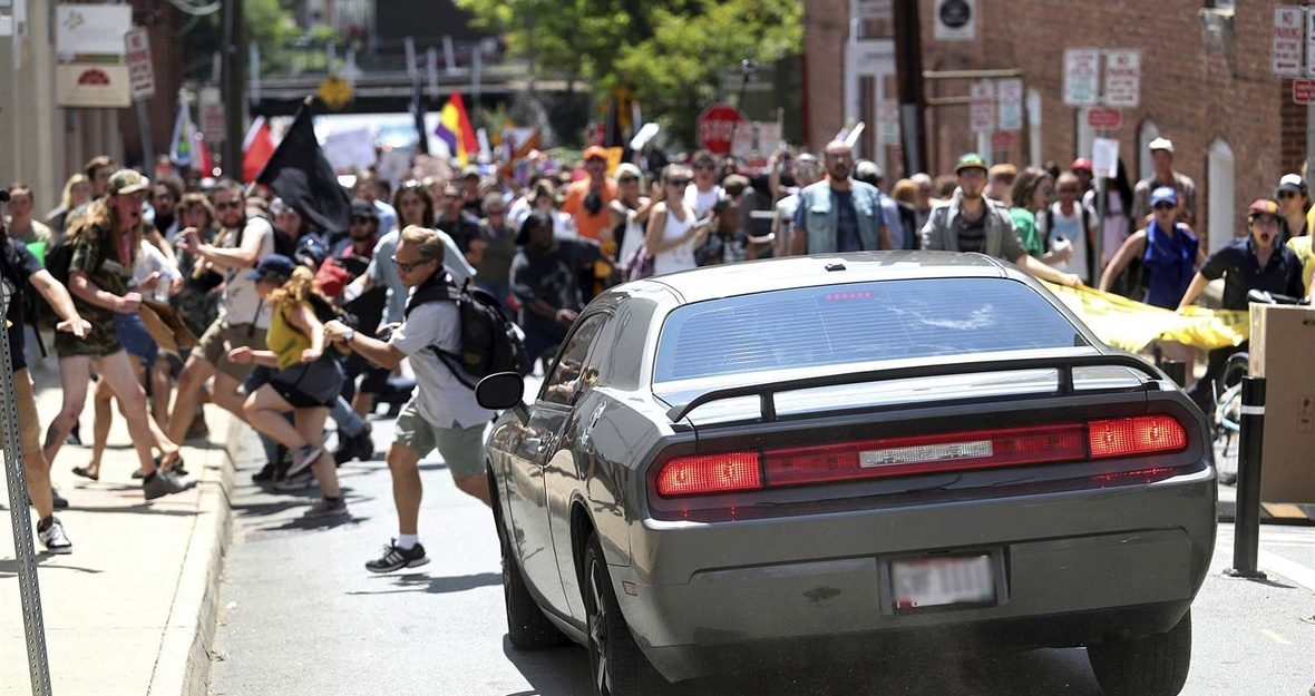 North Carolina Republicans want to protect drivers who hit protesters