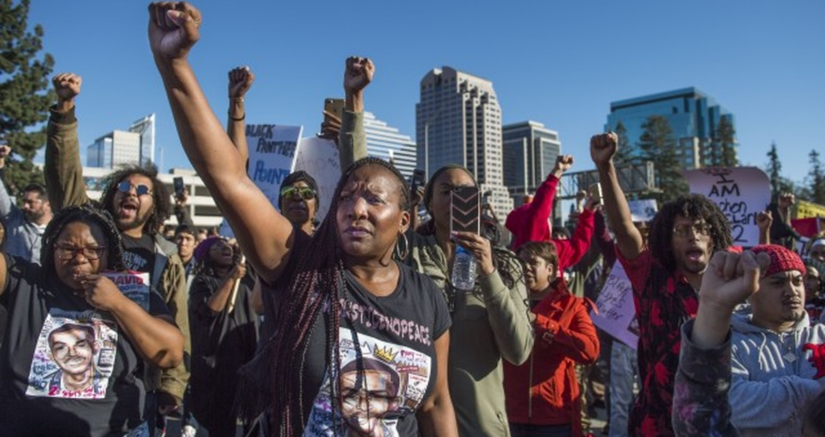 The Federal Government's Secret War on Black Activists