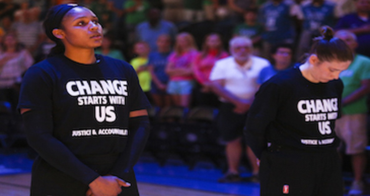 WNBA's attacks on players for speaking out is unacceptable