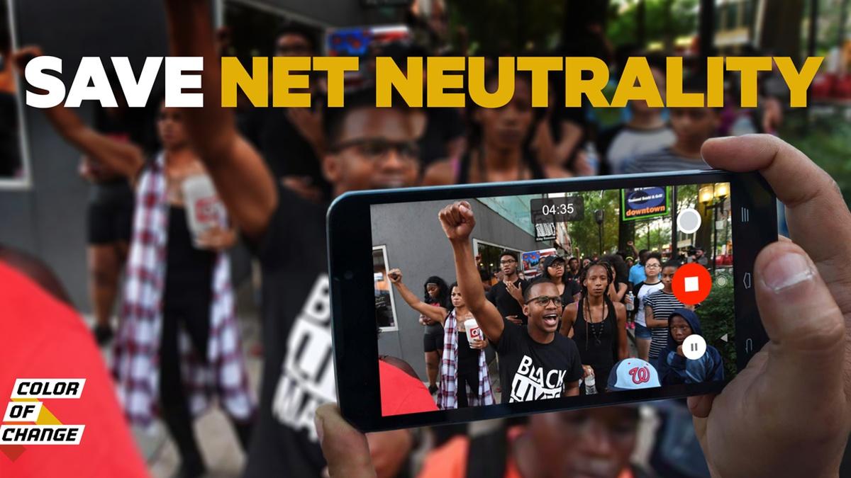 #SaveNetNeutrality