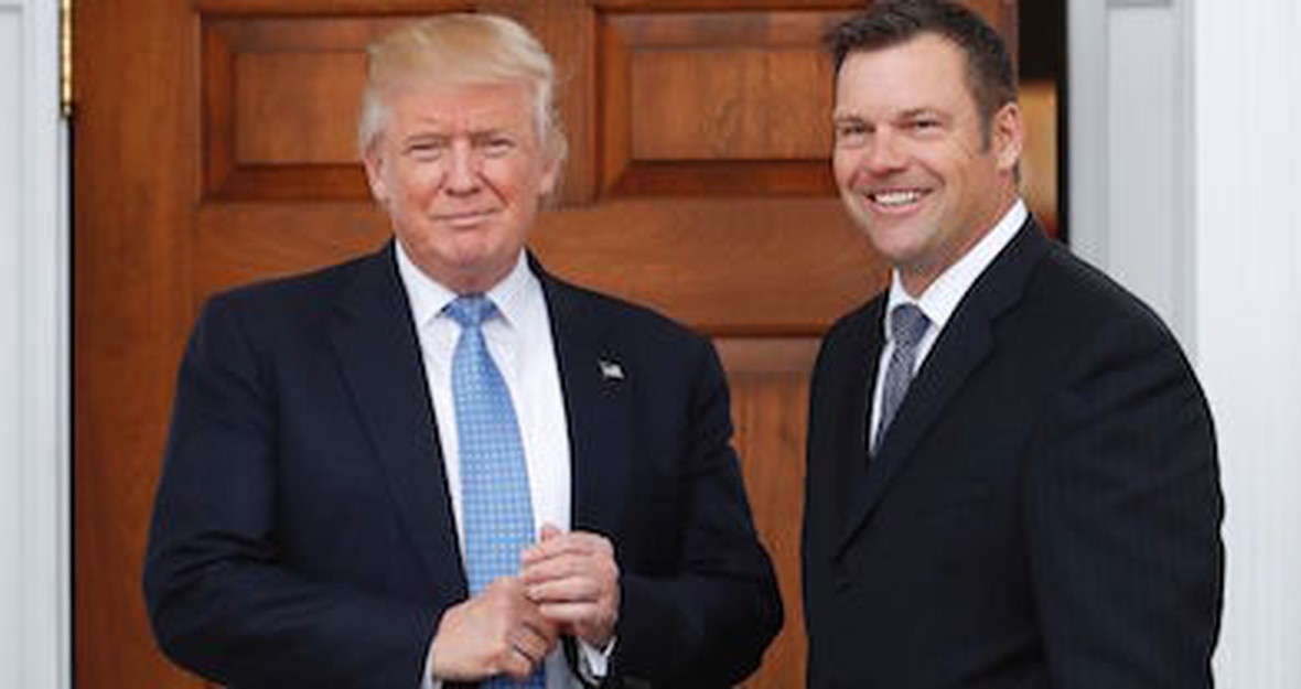 Oppose The Pence-Kobach Presidential Commission on Election Integrity
