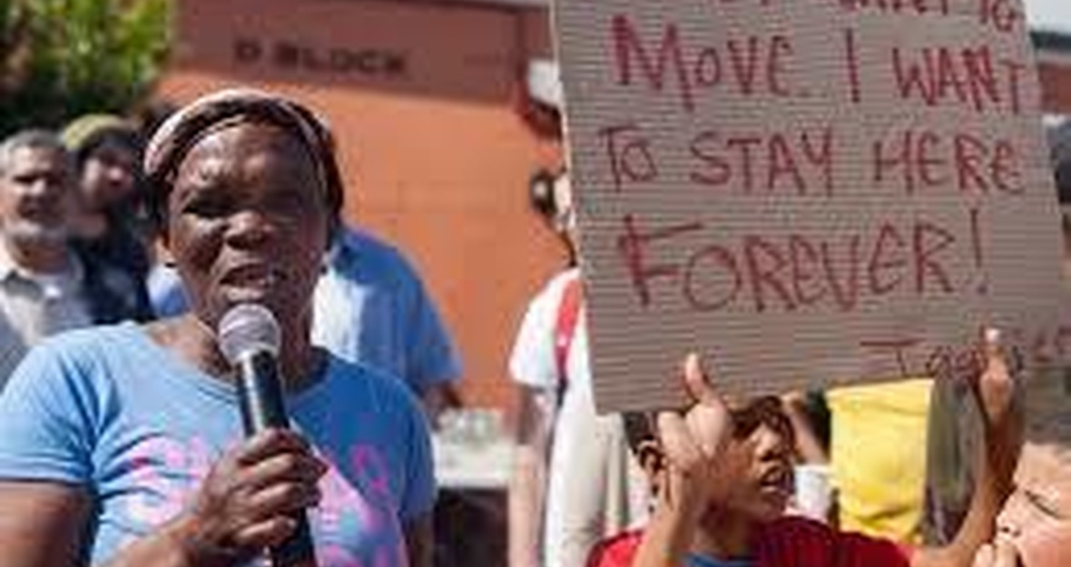 SIGN NOW, TELL MAYOR DUGGAN: Stop Illegally Kicking Black Detroit Families Out  through Foreclosures