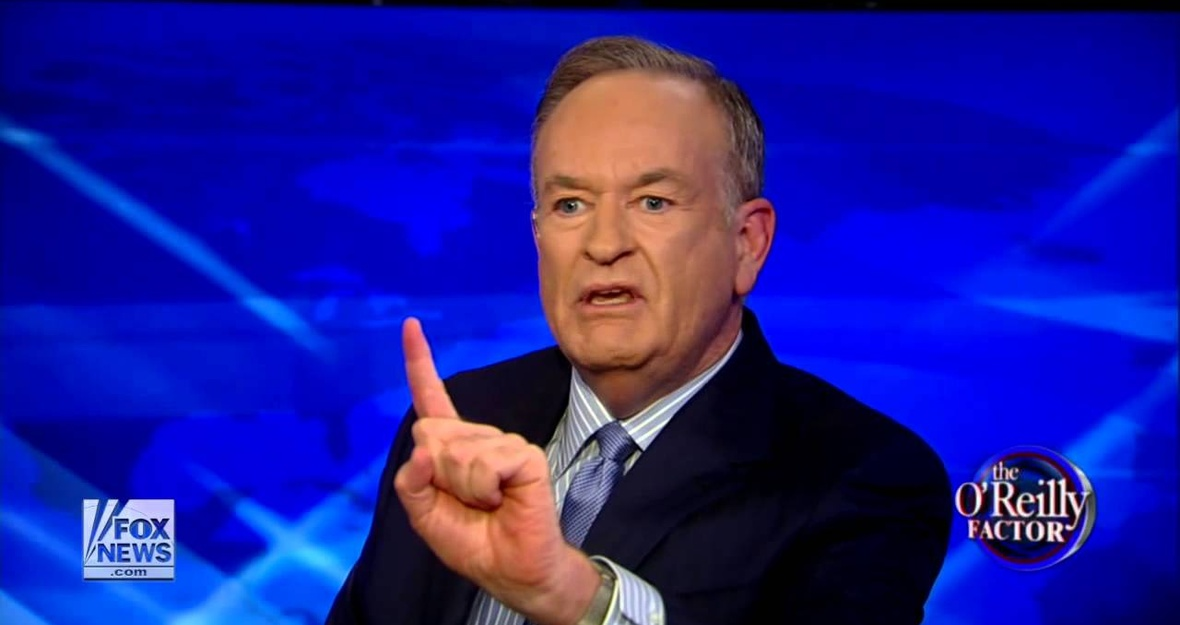 Racial Justice Group Calls on Advertisers to Drop Bill O'Reilly