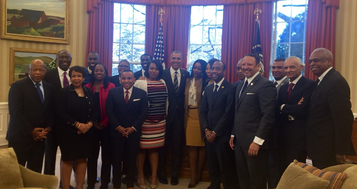 Being Present, Building Power: From the Streets to the White House