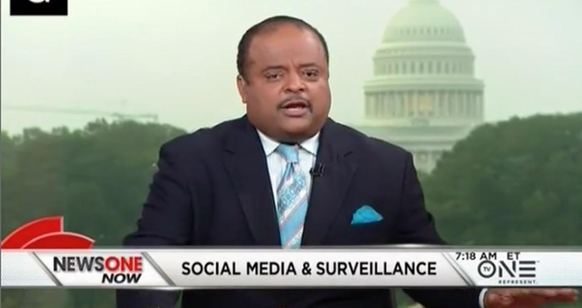 "Rashad Robinson Explains the Threat of Digital ""Stop & Frisk"""