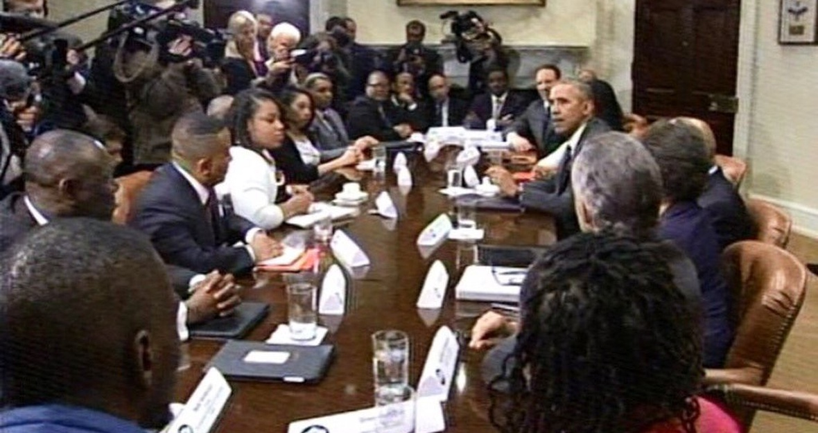Color Of Change Joins Other Activists for White House Meeting on Police Violence