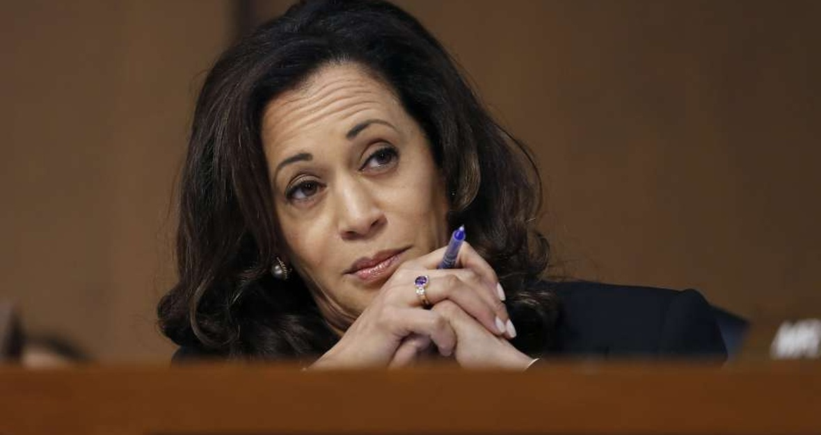 Tell John McCain & Richard Burr: Don't interrupt Kamala Harris again.