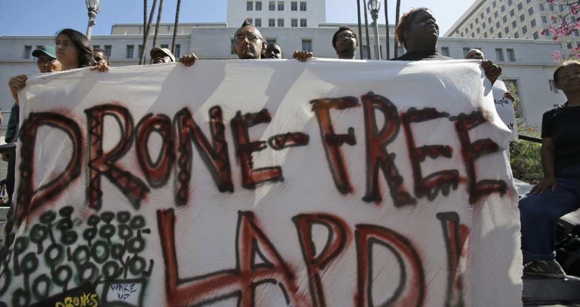 No drones for LAPD