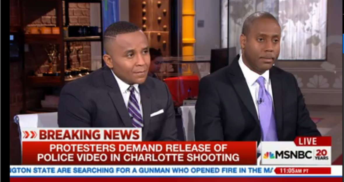 Charlotte Police Are Hiding the Full Footage of Keith Lamont Scott's Shooting