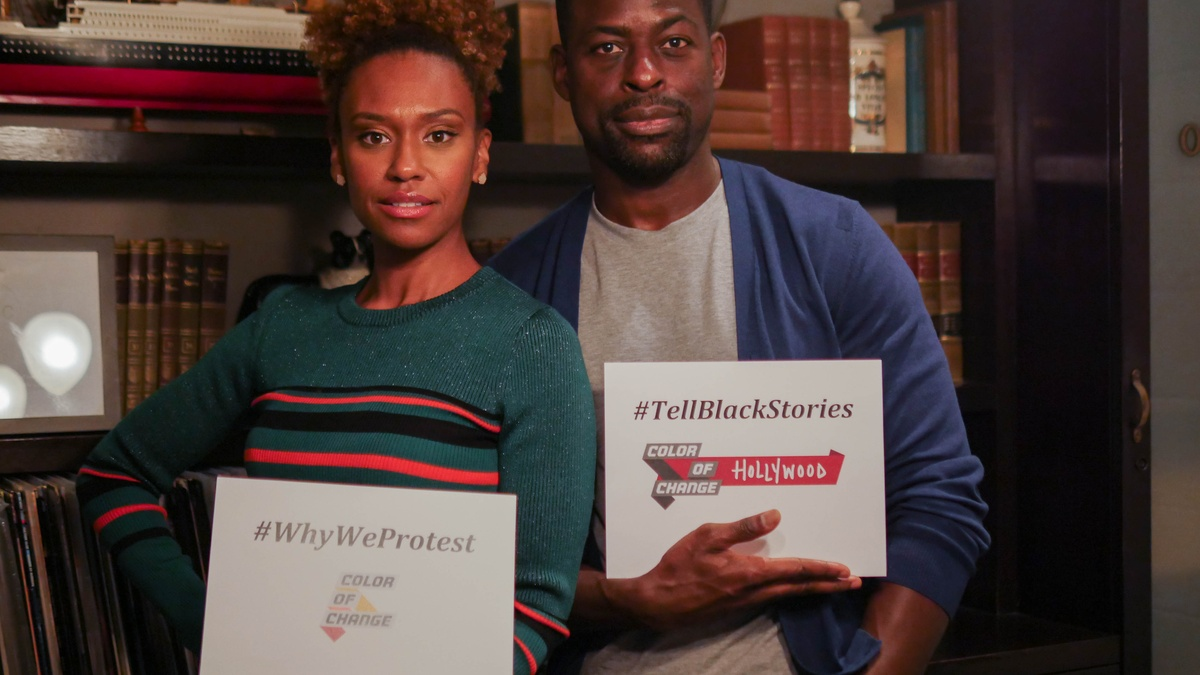 #TellBlackStories