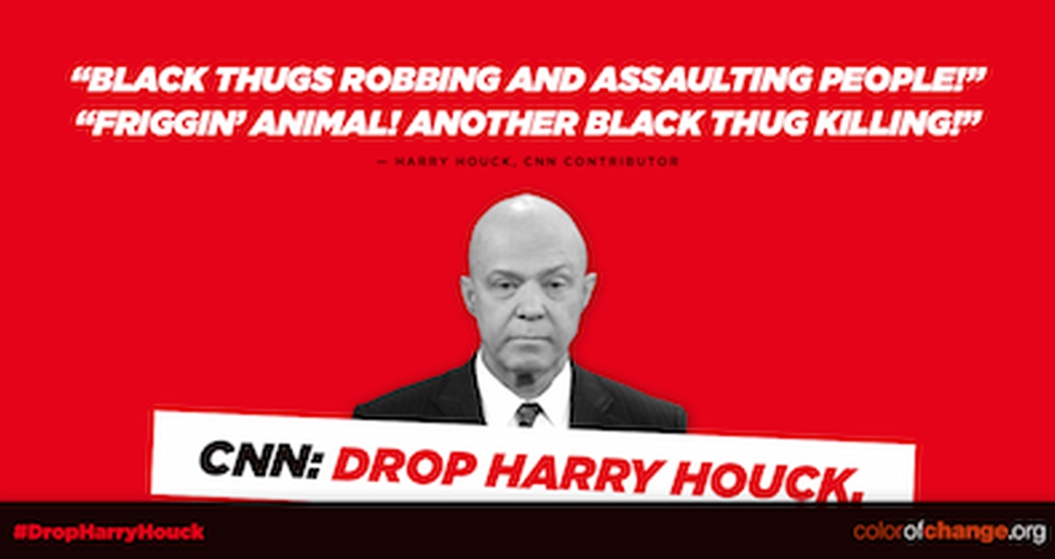 CNN: Drop Harry Houck