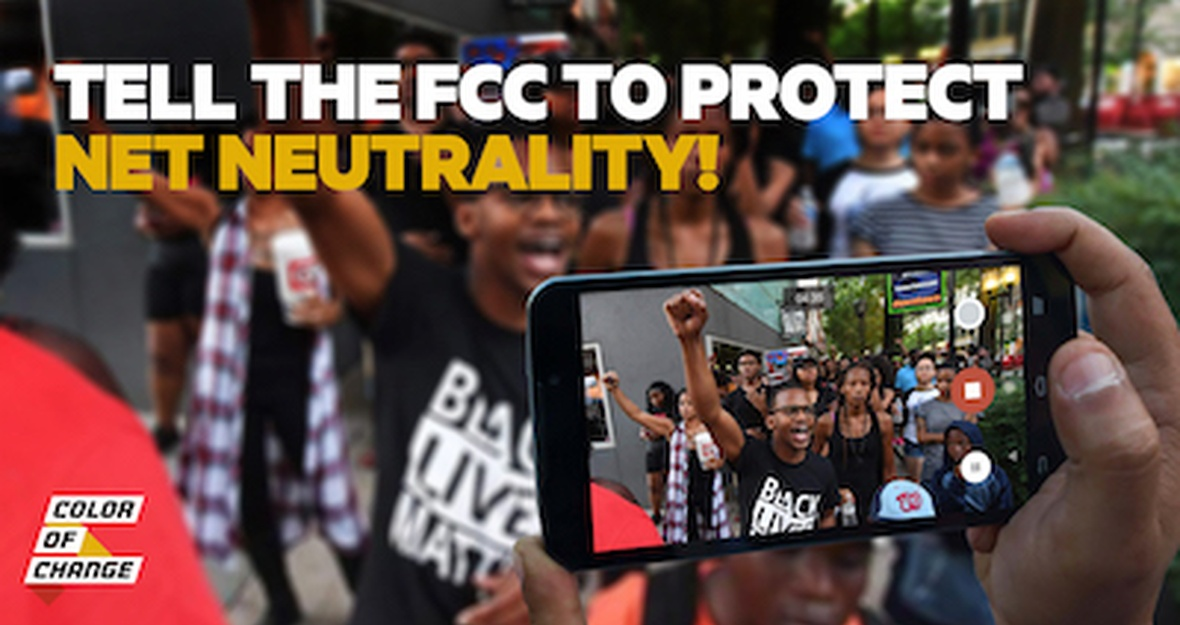 Tell the FCC to Protect Net Neutrality