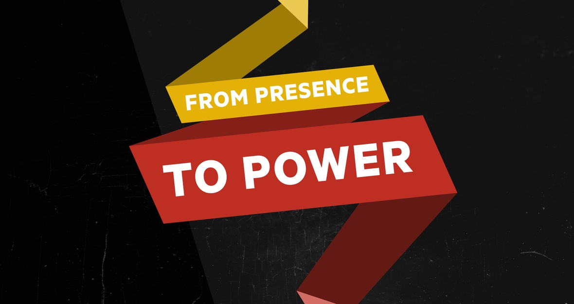 Achieving Real Change: Presence to Power