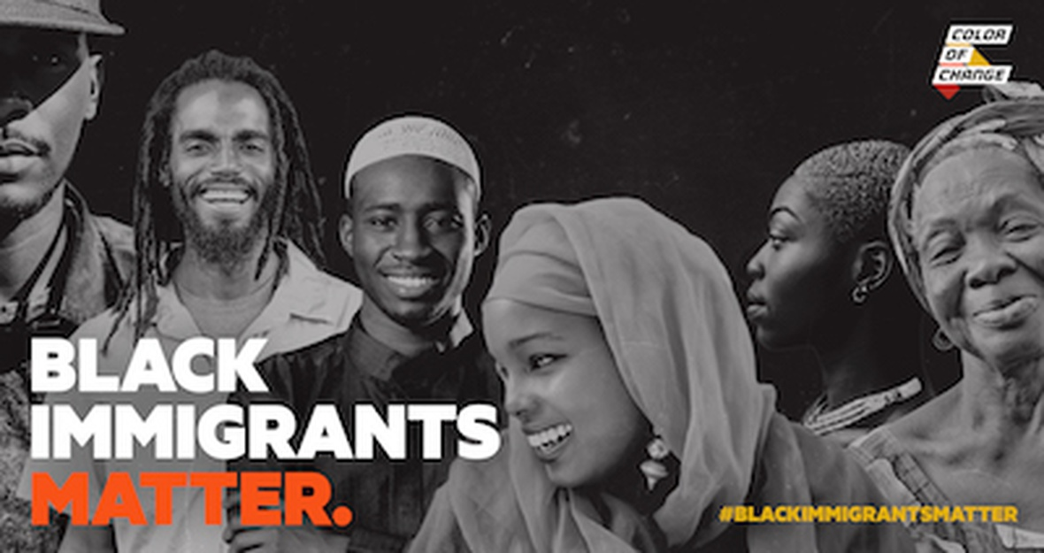 Tell Congress to Protect Black Immigrants!