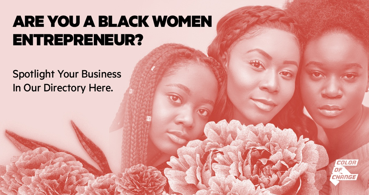 Are You A Black Woman Entrepreneur? Spotlight Your Business Here!