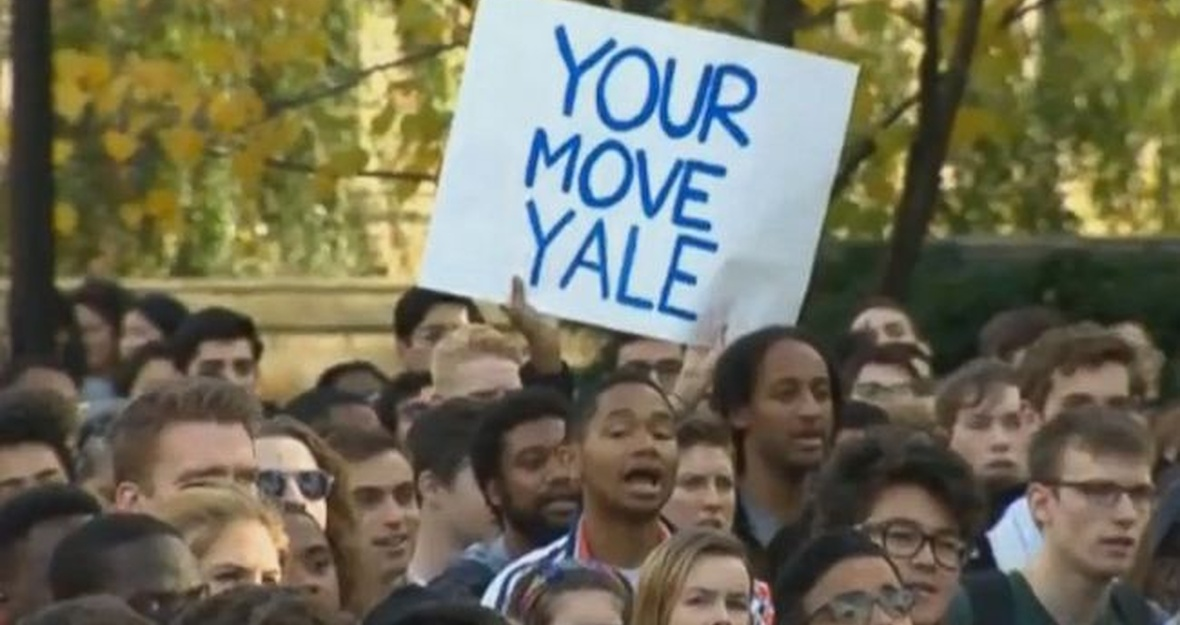 Yale, Do The Right Thing! Expel Sarah Braasch Now