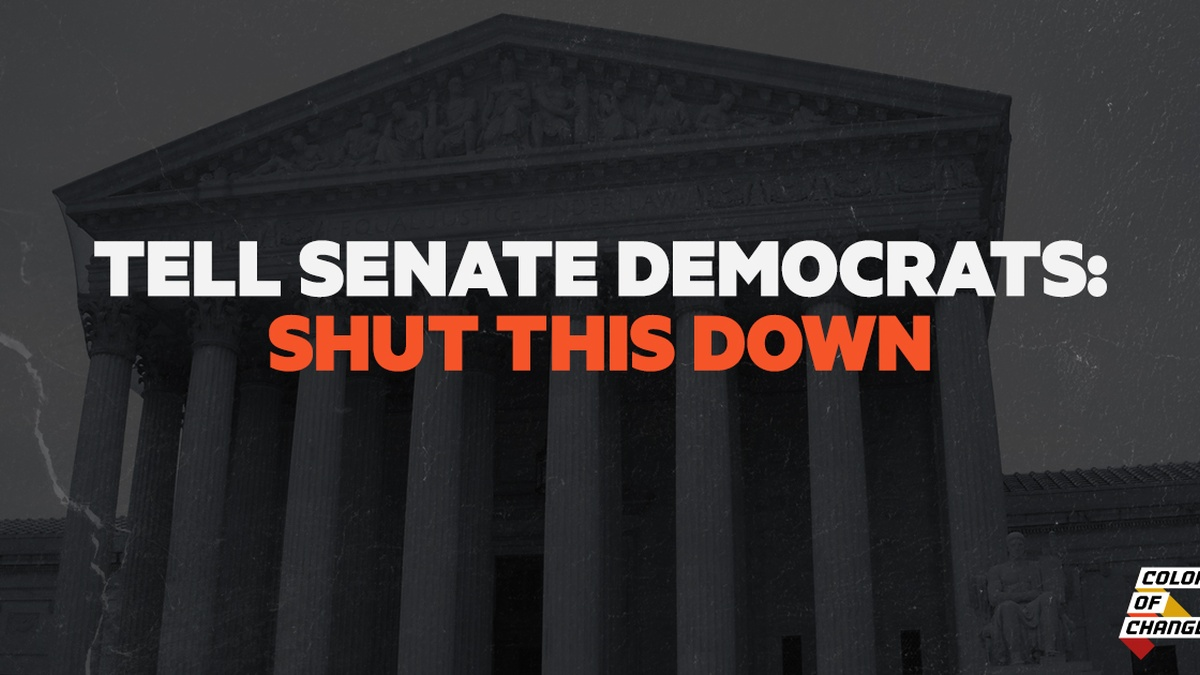 It's Time for Senate Democrats to Shut This Down